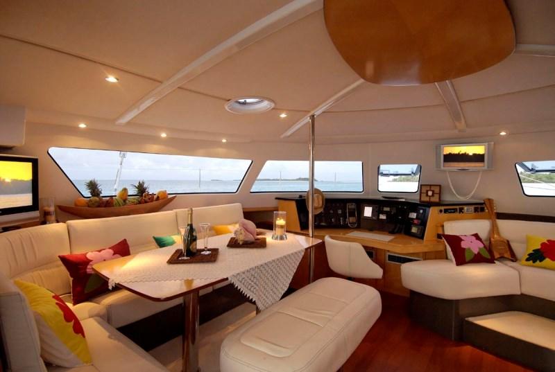 Navalia - Imbarcazione Eleuthera 60 alle Seychelles 8
