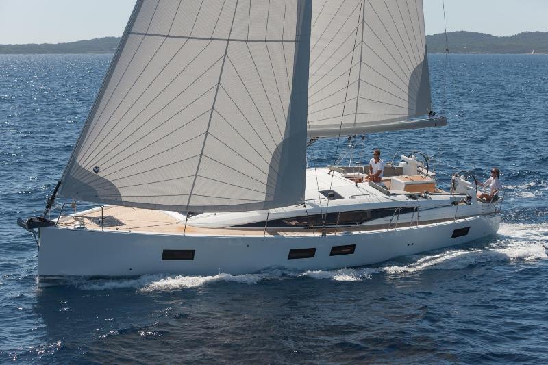 Navalia - Imbarcazione Jeanneau 51 1