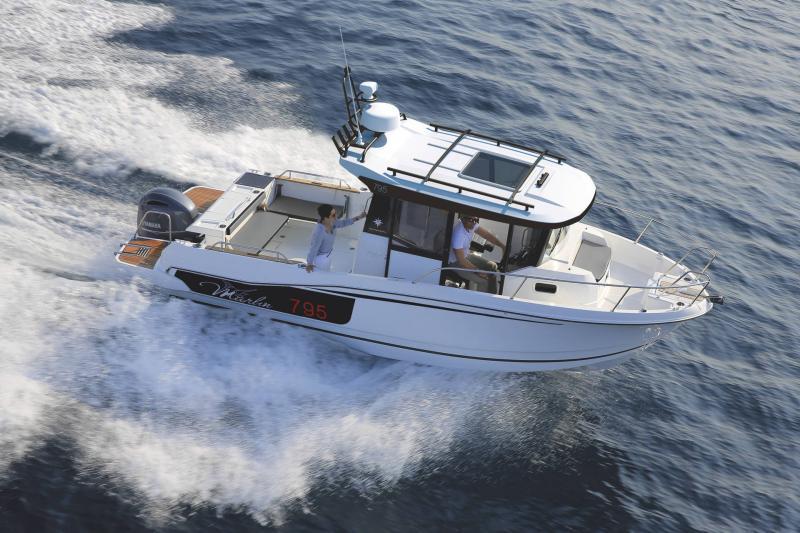 Navalia - Imbarcazione Merry Fisher 795 1