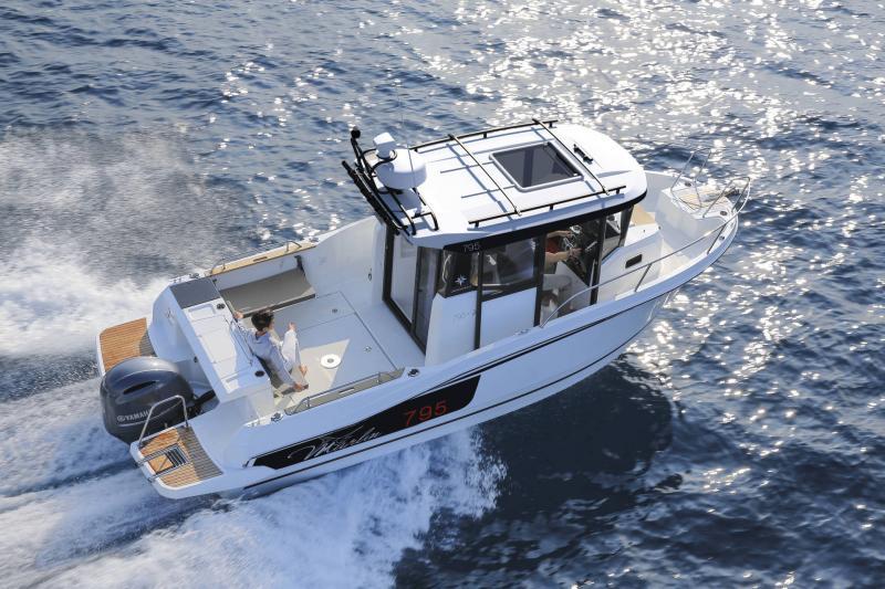 Navalia - Imbarcazione Merry Fisher 795 2