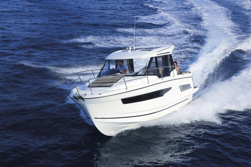 Navalia - Imbarcazione Merry Fisher 795 3