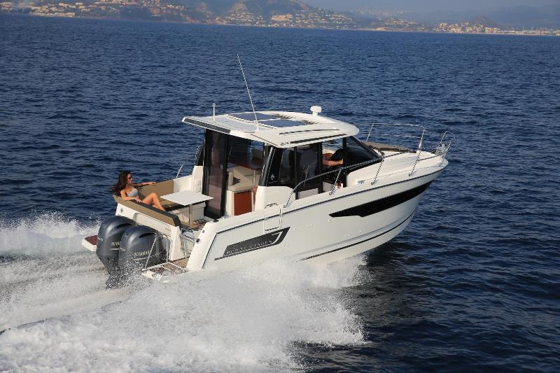 Navalia - Imbarcazione Merry Fisher 895 3
