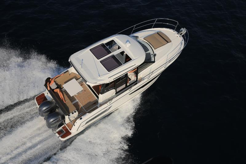 Navalia - Imbarcazione Merry Fisher 895 4