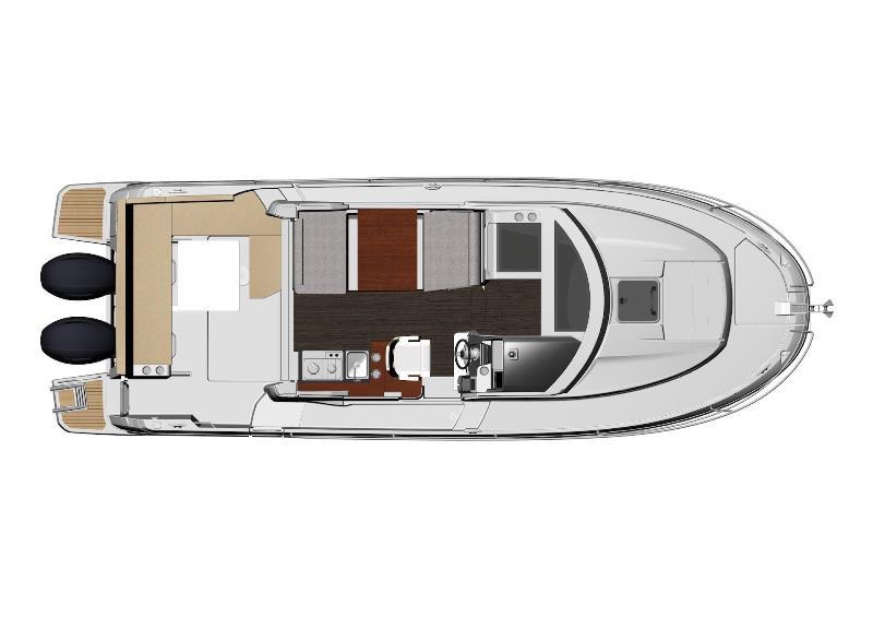 Navalia - Imbarcazione Merry Fisher 895 11