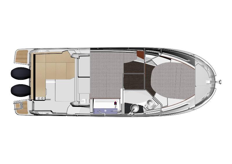 Navalia - Imbarcazione Merry Fisher 895 12