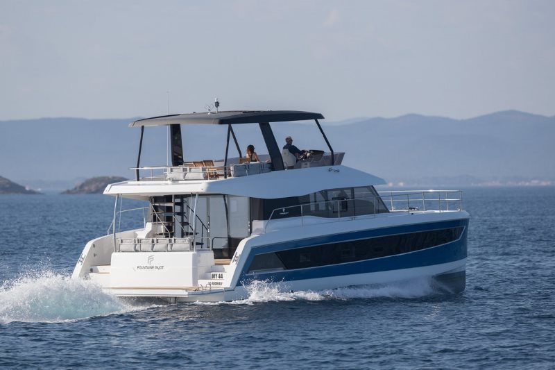 Navalia - Imbarcazione M/Y 44 Fountaine Pajot 1