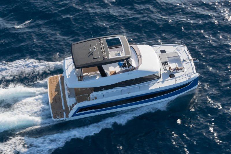 Navalia - Imbarcazione M/Y 44 Fountaine Pajot 4