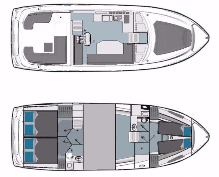 Navalia - Imbarcazione Bavaria E40 Sedan 12
