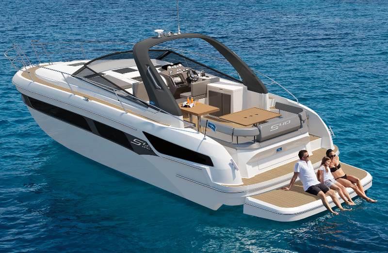 Navalia - Imbarcazione Bavaria S40 Open 3