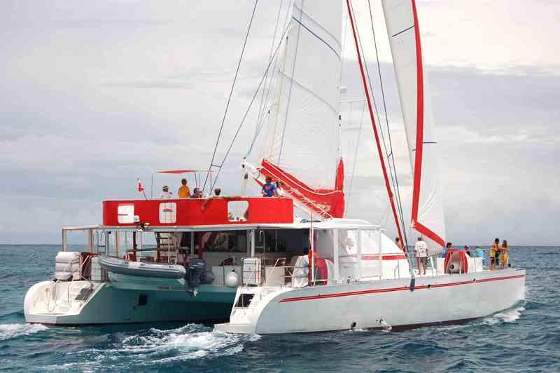 Navalia - Imbarcazione Dream 82 in Thailandia 1