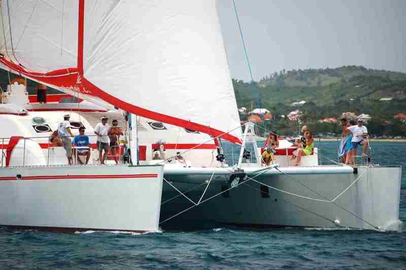 Navalia - Imbarcazione Dream 82 in Thailandia 2