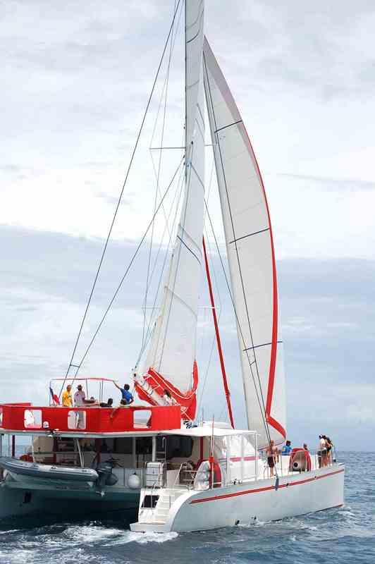 Navalia - Imbarcazione Dream 82 in Thailandia 3