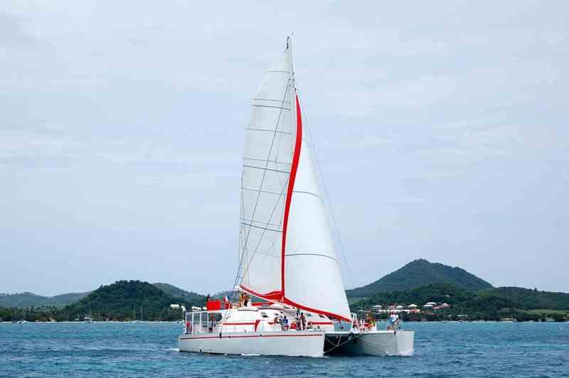 Navalia - Imbarcazione Dream 82 in Thailandia 4