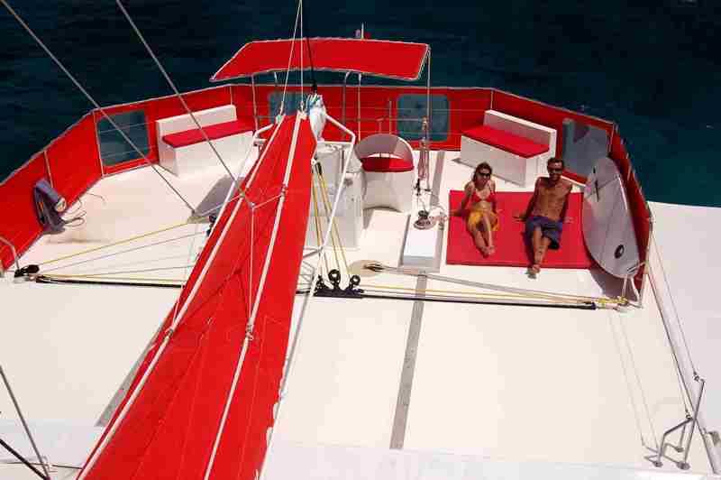 Navalia - Imbarcazione Dream 82 in Thailandia 6