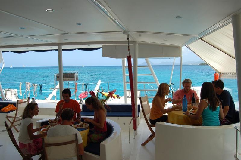 Navalia - Imbarcazione Dream 82 in Thailandia 8