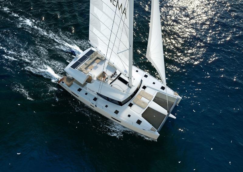 Navalia - Imbarcazione Ipanema 58 in Martinica 2