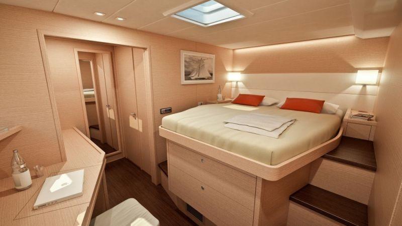 Navalia - Imbarcazione Lagoon 620 in Corsica 11