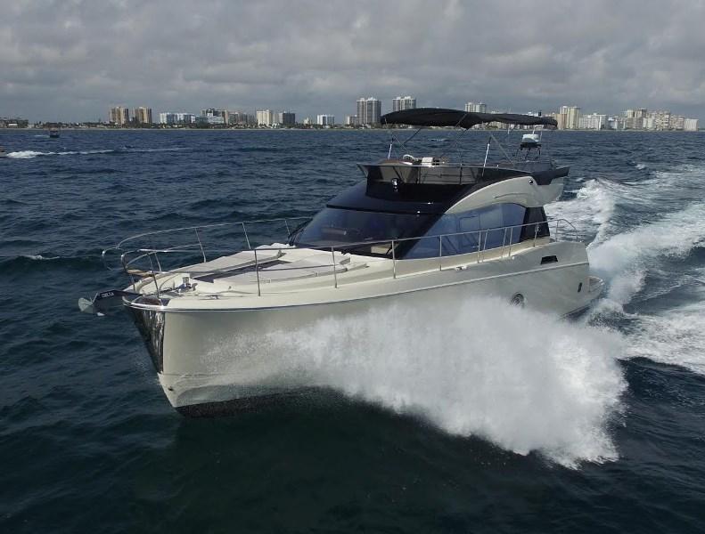 Navalia - Imbarcazione Monte Carlo 5 Fly 1