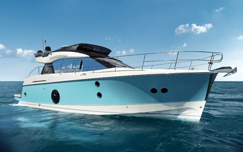 Navalia - Imbarcazione Monte Carlo 5 Fly 2