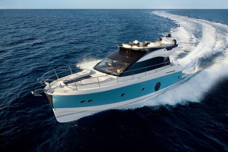 Navalia - Imbarcazione Monte Carlo 5 Fly 3