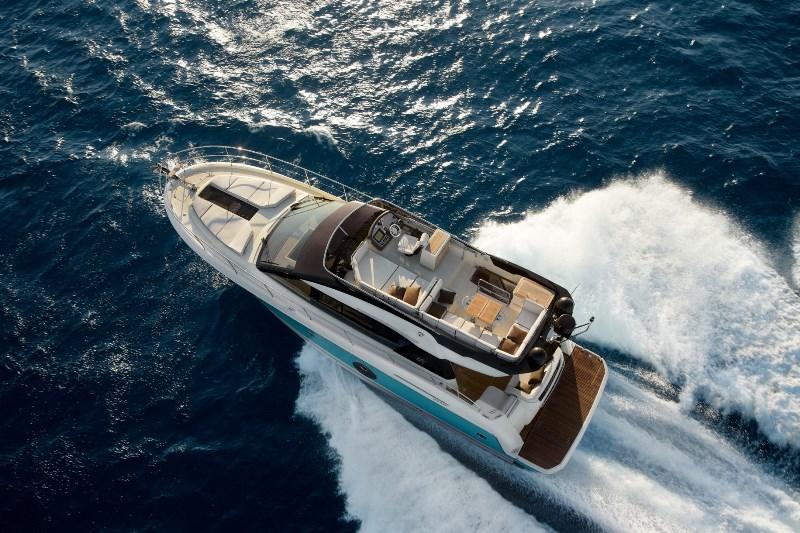 Navalia - Imbarcazione Monte Carlo 5 Fly 4