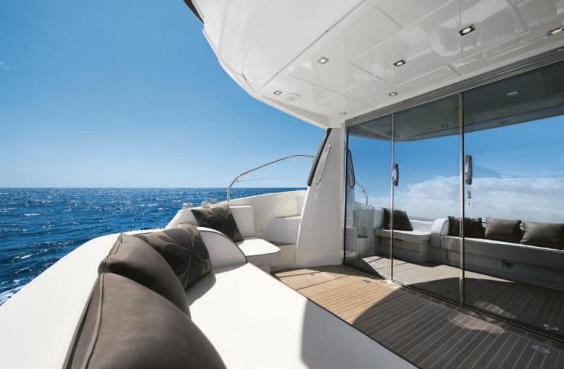 Navalia - Imbarcazione Monte Carlo 5 Fly 6