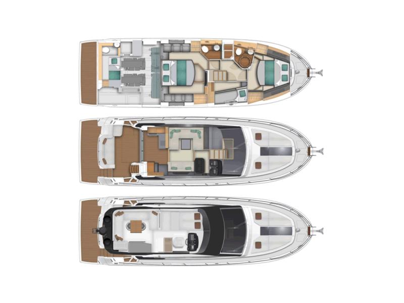 Navalia - Imbarcazione Monte Carlo 5 Fly 13