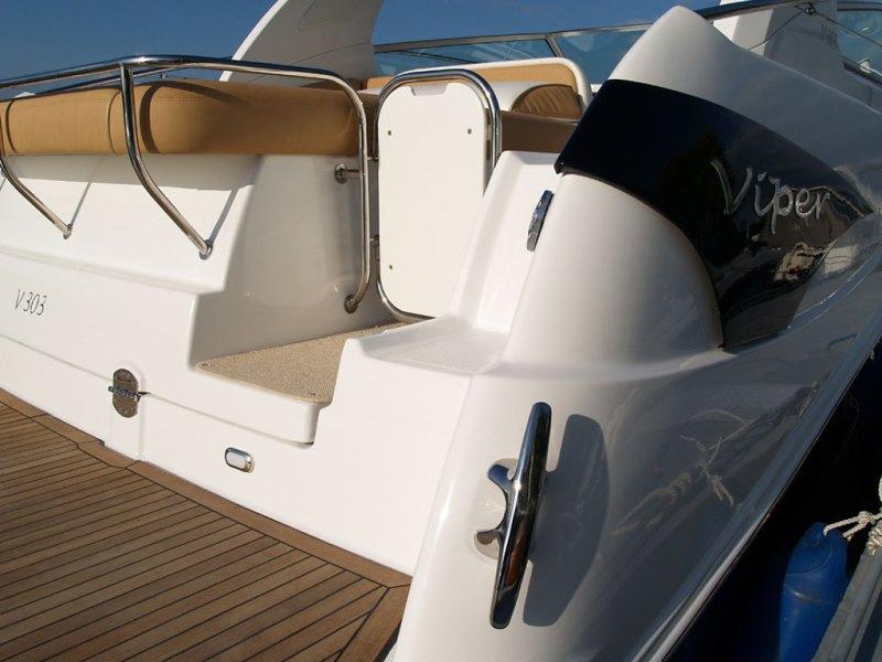 Navalia - Imbarcazione Viper 303 Open 8