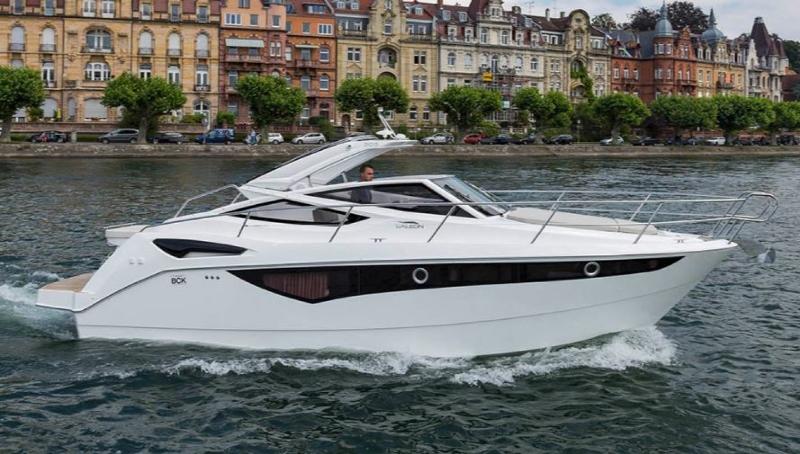 Navalia - Imbarcazione Galeon 305 Open 1