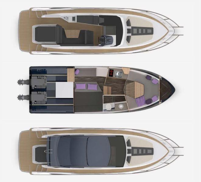 Navalia - Imbarcazione Galeon 305 Open 12