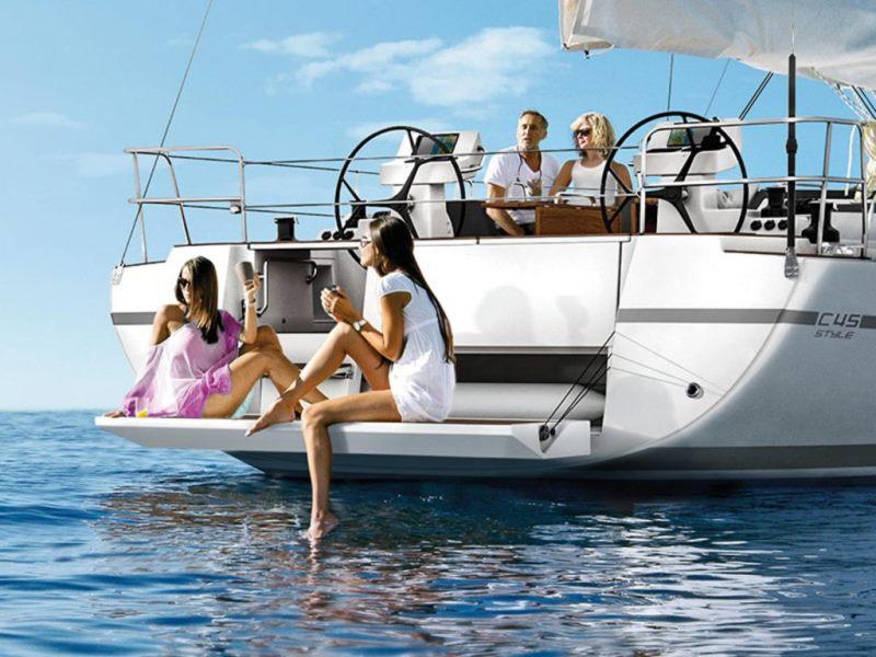 Navalia - Imbarcazione Bavaria Cruiser 45 Holiday 6