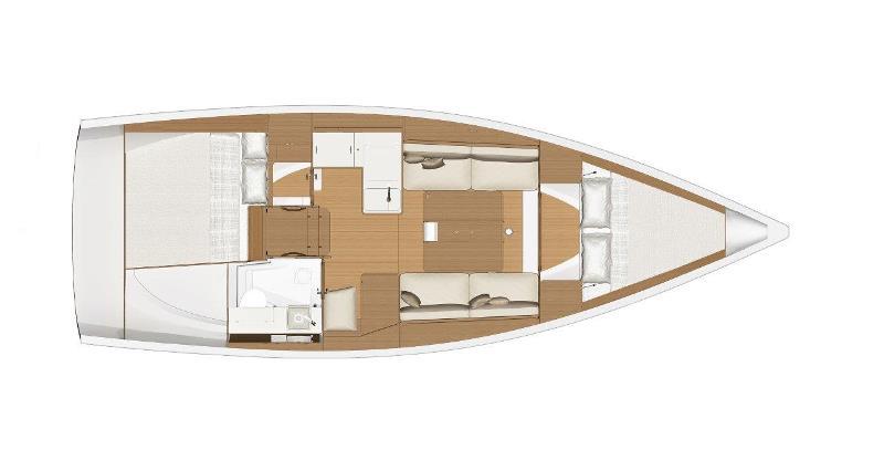 Navalia - Imbarcazione Dufour 360 GL 13