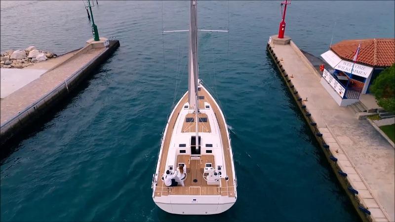 Navalia - Imbarcazione Bavaria Cruiser 45 Holiday 1