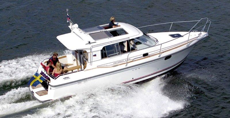 Navalia - Imbarcazione Nimbus 280 1