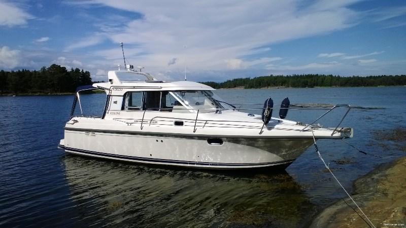 Navalia - Imbarcazione Nimbus 280 3
