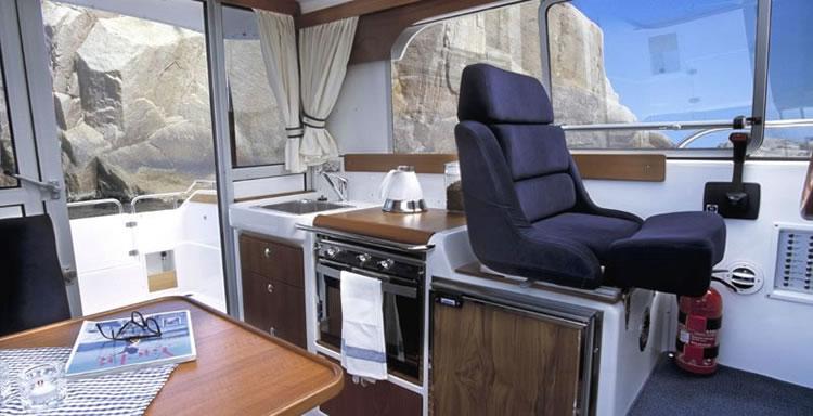 Navalia - Imbarcazione Nimbus 280 5