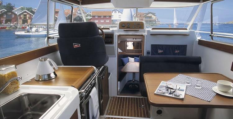 Navalia - Imbarcazione Nimbus 280 6