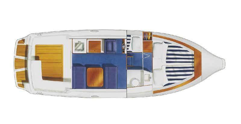 Navalia - Imbarcazione Nimbus 280 10