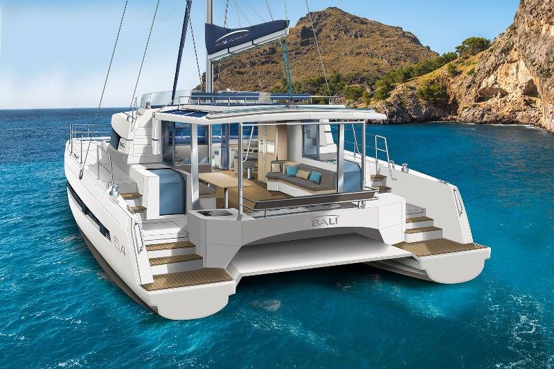 Navalia - Imbarcazione Bali 5.4 in Martinica 2