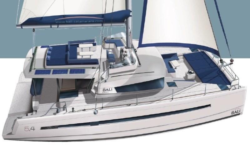 Navalia - Imbarcazione Bali 5.4 in Martinica 1