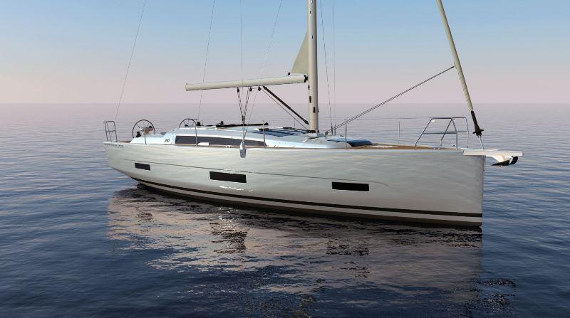 Navalia - Imbarcazione Dufour 390 1
