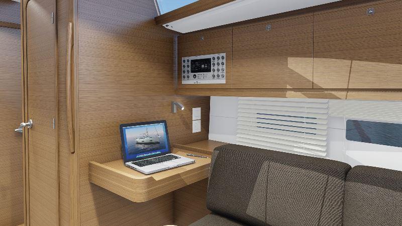 Navalia - Imbarcazione Dufour 390 10