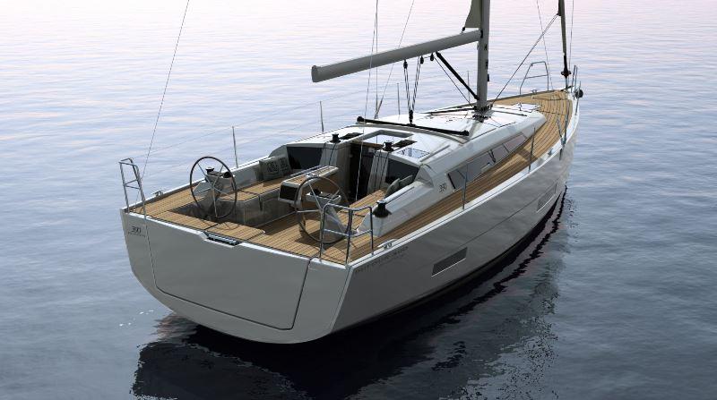 Navalia - Imbarcazione Dufour 390 2