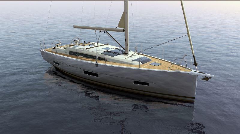 Navalia - Imbarcazione Dufour 390 3