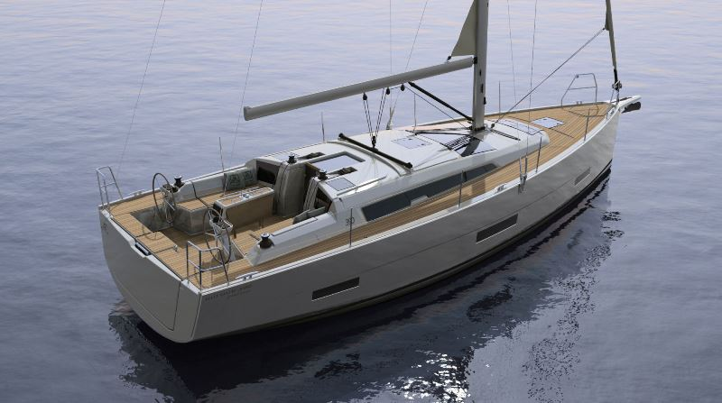Navalia - Imbarcazione Dufour 390 4