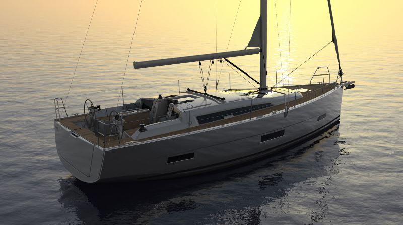 Navalia - Imbarcazione Dufour 390 5