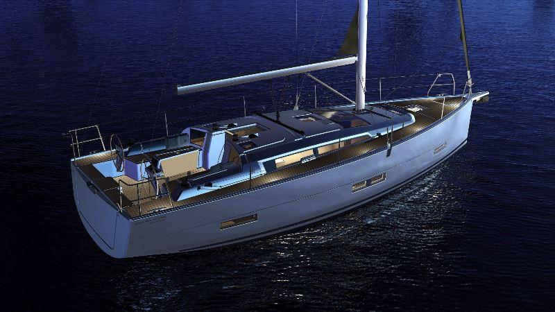 Navalia - Imbarcazione Dufour 390 6