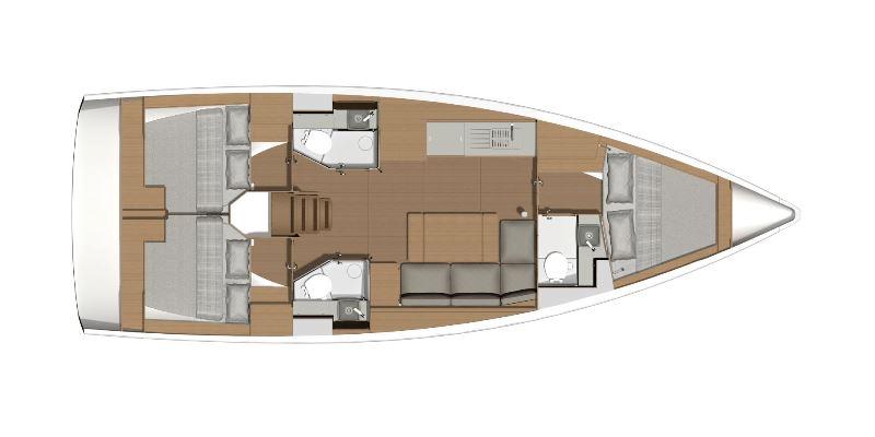 Navalia - Imbarcazione Dufour 390 13