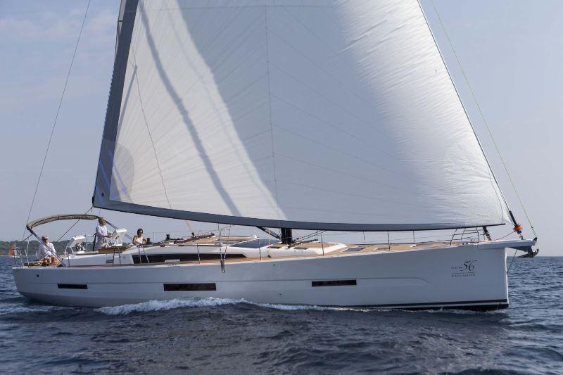 Navalia - Imbarcazione Dufour 56 Exlusive 1