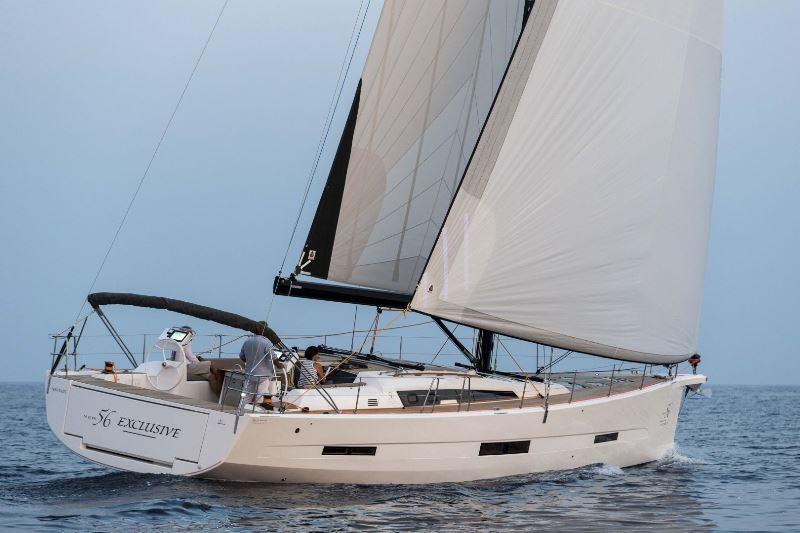 Navalia - Imbarcazione Dufour 56 Exlusive 3